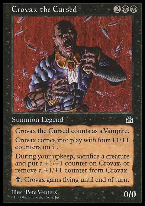 Crovax the Cursed