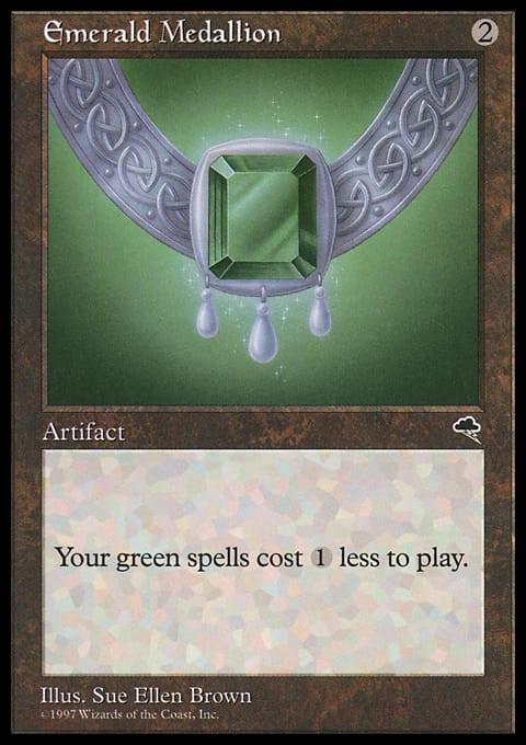 Emerald Medallion
