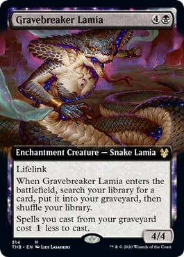 Gravebreaker Lamia