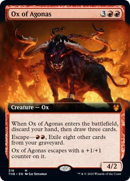 Ox of Agonas
