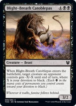 Blight-Breath Catoblepas