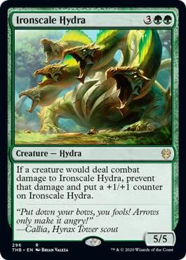 Ironscale Hydra