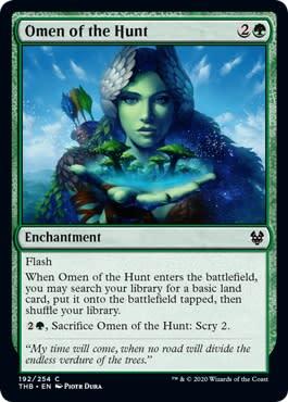 Omen of the Hunt