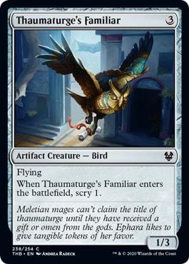 Thaumaturge's Familiar