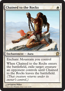 Chained to the Rocks