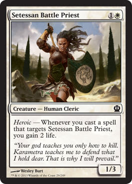 Setessan Battle Priest