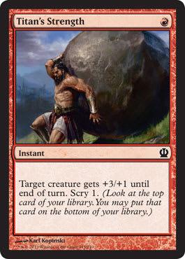 Titan's Strength