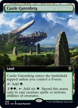 Castle Garenbrig