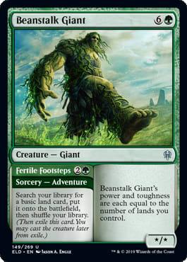 Beanstalk Giant