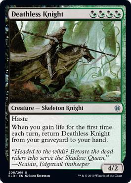 Deathless Knight