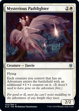 Mysterious Pathlighter
