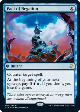 Pact of Negation