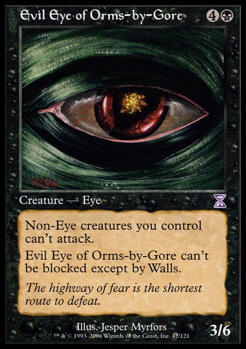 Top Ten Card Names Of All Time Article By Abe Sargent
