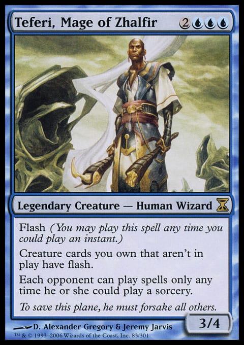 Teferi, Mage of Zhalfir