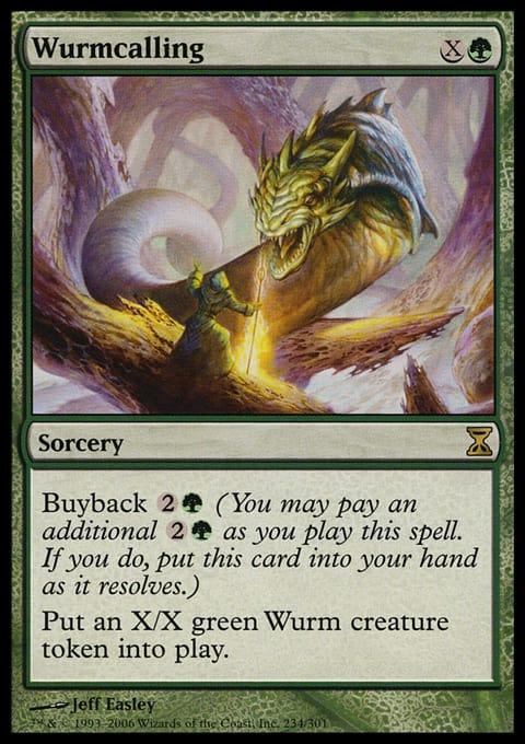 THELONITE HERMIT Time Spiral MTG Green Creature — Elf Shaman Saproling RARE