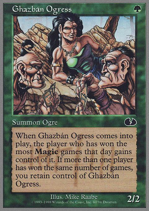 Ghazban Ogress