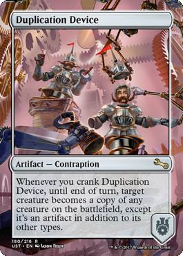 Duplication Device