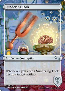 Sundering Fork