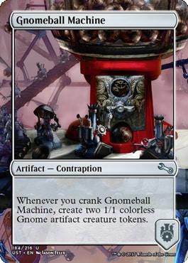 Gnomeball Machine