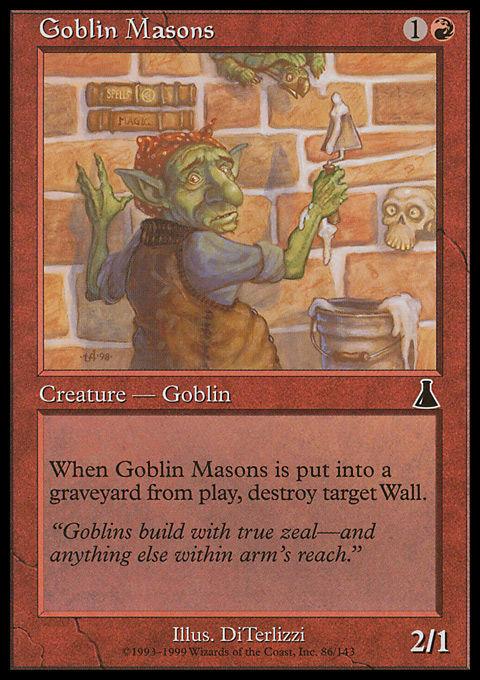 Goblin Masons