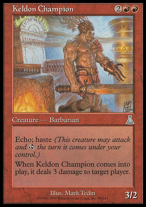 Keldon Champion
