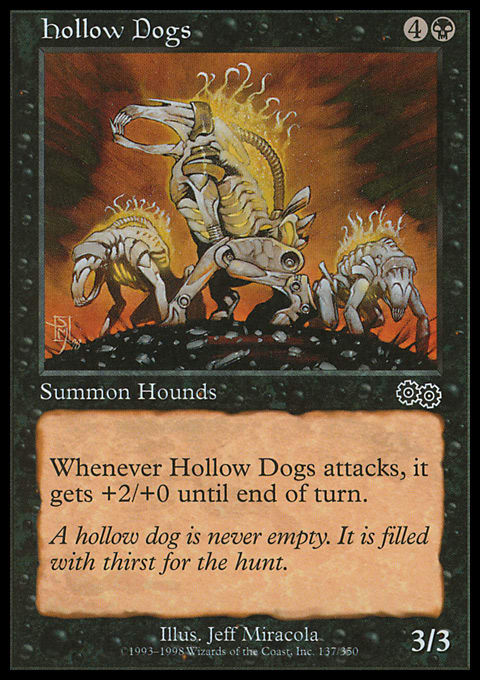 Hollow Dogs