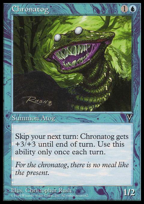 Chronatog