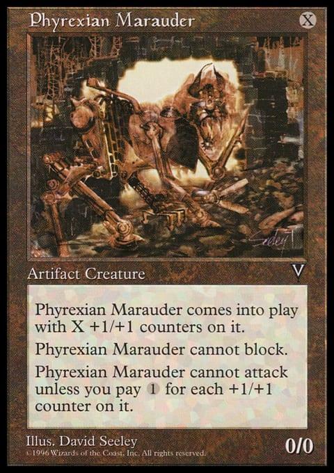 Phyrexian Marauder