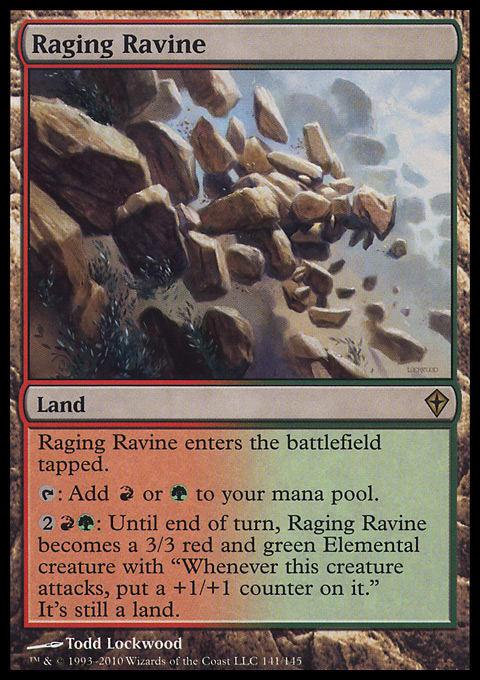 Raging Ravine