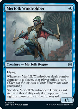 Merfolk Windrobber