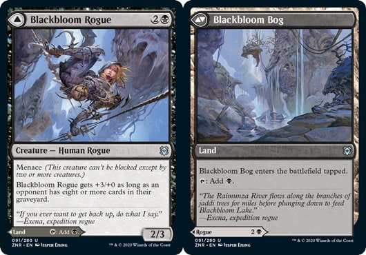 Blackbloom Rogue