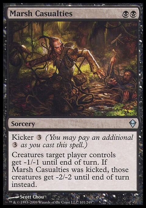 Marsh Casualties