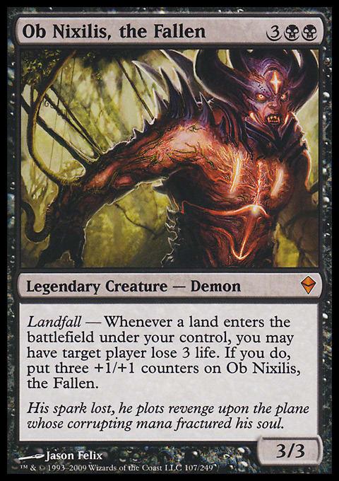 Ob Nixilis, the Fallen
