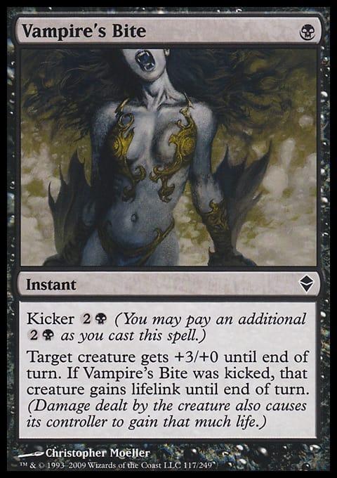 Vampire's Bite