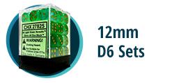 12mm D6 Sets