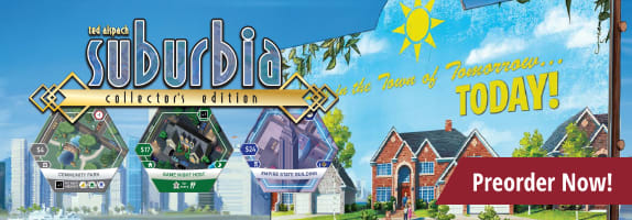 Preorder Suburbia Collector's Edition today