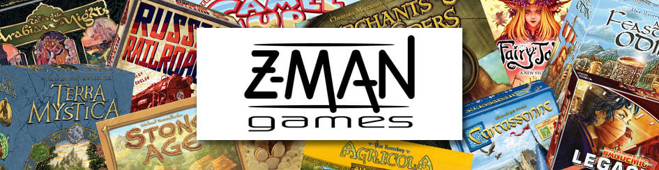 Board Games - Z-Man Games
