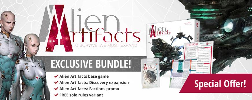 Alien Artifacts Bundle