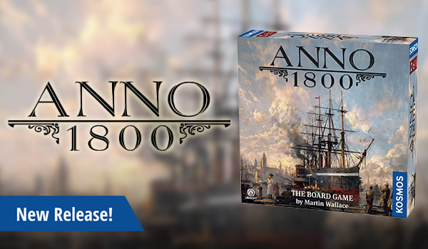 Anno 1800 available now!