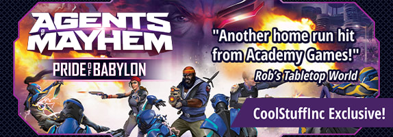 Agents of Mayhem: Pride of Babylon bundle only $99.99