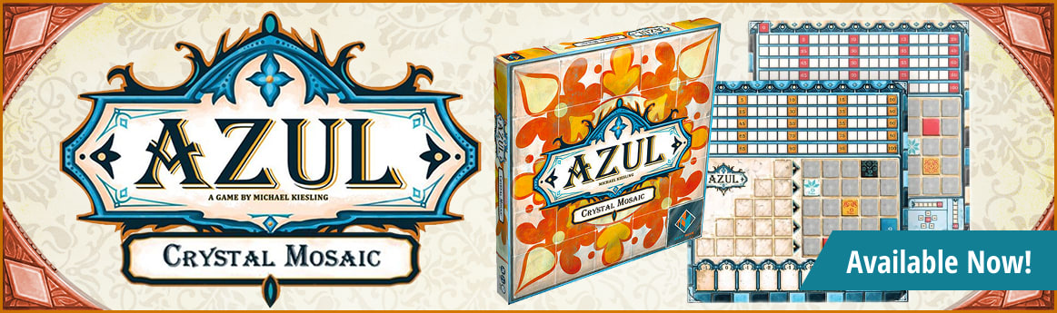 Azul Crystal Mosaic available now