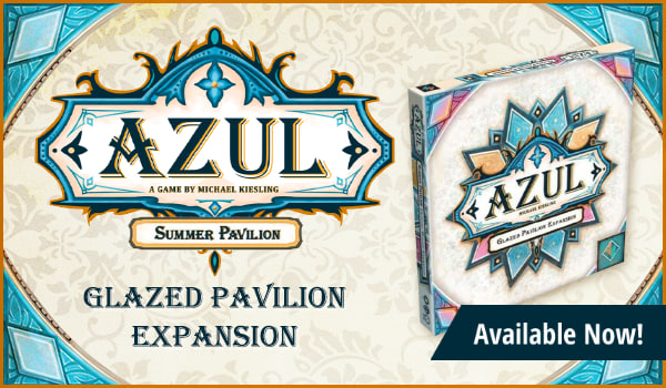 Azul Summer Pavilion: Glazed Pavilion expansion available now!
