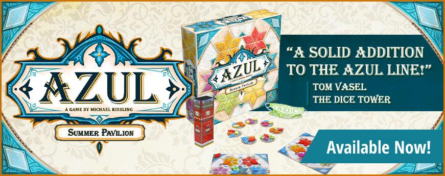 Azul: Summer Pavillion available now