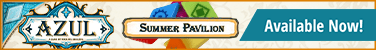 Azul: Summer Pavillion available now