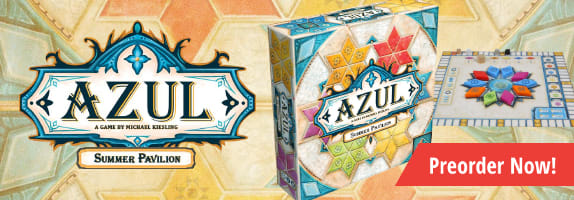 Preorder Azul: Summer Pavilion today