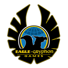 Eagle-Gryphon Games logo