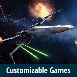 Customizable Games