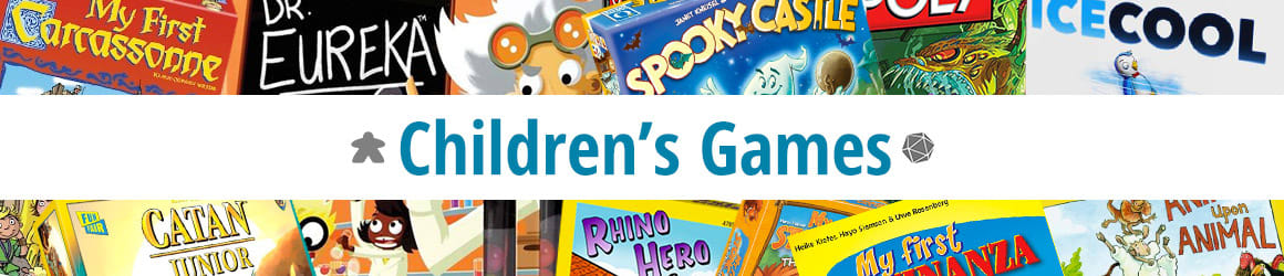 Board Games - Children's Games