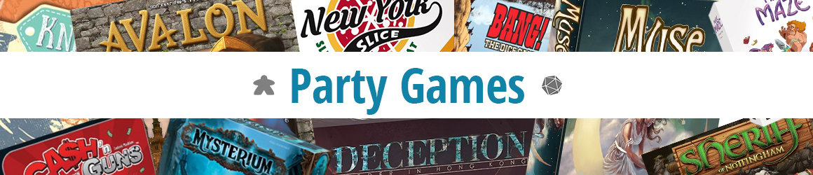 Board Games - Party Games