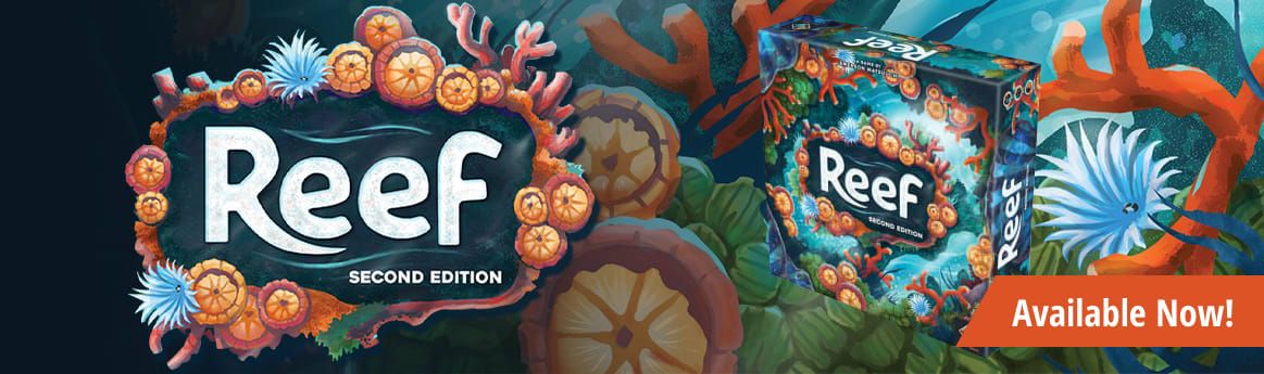 Reef Second Edition available now!